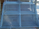Single Slide or Swing Gate